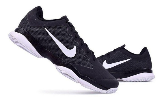 Zapatillas Nike Tenis Air Zoom Ultra Profesional Negras