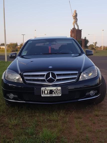 Mercedes Benz C200 Kompressor Año 2010 En Venta