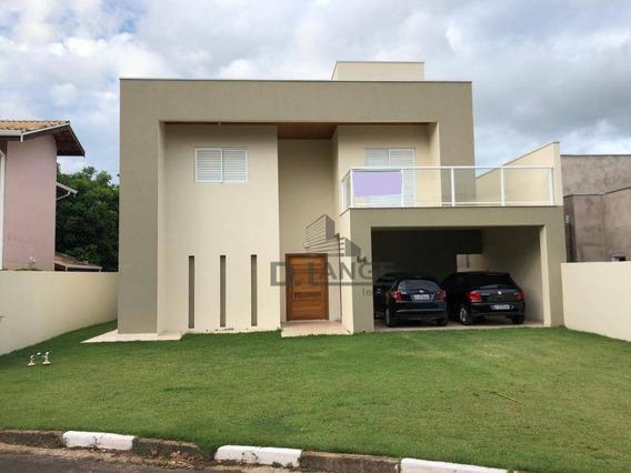 Casa Com 4 Dormitórios À Venda, 250 M² Por R$ 980.000 - Parque Xangrilá - Campinas/sp - Ca5560