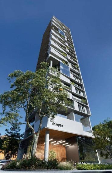 Flat Com 1 Dormitório À Venda, 25 M² Por R$ 152.235,00 - Manaíra - João Pessoa/pb - Fl0081