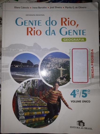 Geografia Rio De Janeiro 4º Ou 5º Ano