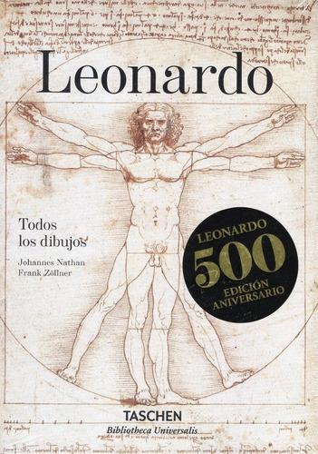Libro: Leonardo Todos Los Dibujos / Taschen