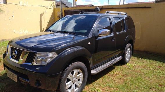 Nissan Pathfinder 4.0 Le 5p 2007