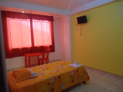Alquiler Temporal Habitaciones-casa En San Juan Lurigancho