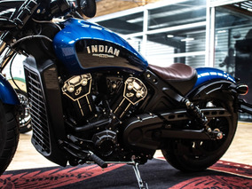 Indian Scout Bobber 2019; Indian Motorcycle Toluca, Nueva