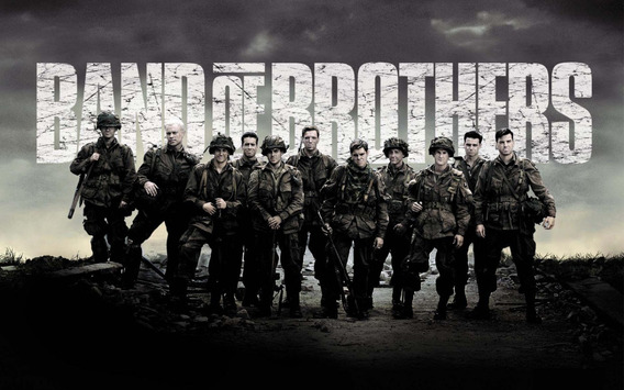 Band Of Brothers + Generation Kill + The Pacific