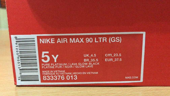Nike Air Max 90ltr (gs)