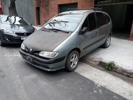 Renault Megane Scenic Rt 1.6 Año 2000