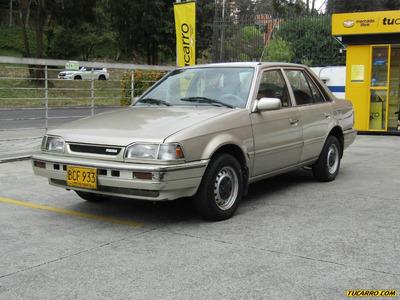 Mazda 323 Nb Mt 1300