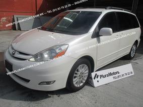 Toyota Sienna 2010 Xle 7 Pas Automática Eléctrica $159,000