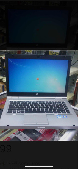 Notebook Hp Elitebook I7 8gb 500gb Win10 Hdmi