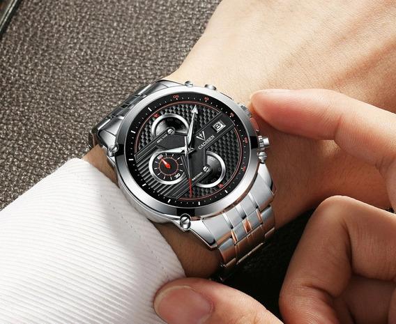 Relógio Pulso - Cadisen 42mm