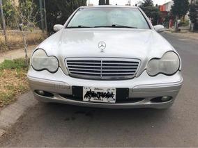 Mercedes Benz Clase C 2.4 240 Elegance At 2002