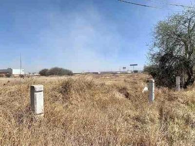 Terreno Industrial En Renta, La Noria, El Marques