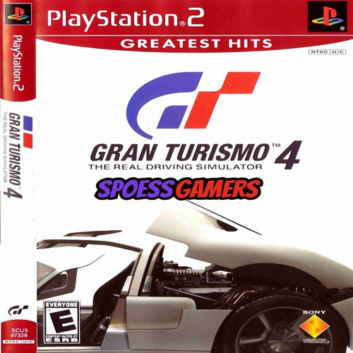 Gran Turismo 4 Ps2 ( Carros ) Patch .