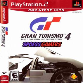 Gran Turismo 4 Ps2 ( Carros ) Patch Desbloqueado Me