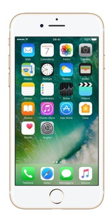 iPhone Apple 7 Gold 32gb Mn902br/a