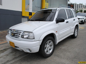 Chevrolet Grand Vitara 2.0 L Mt 2000cc 5p