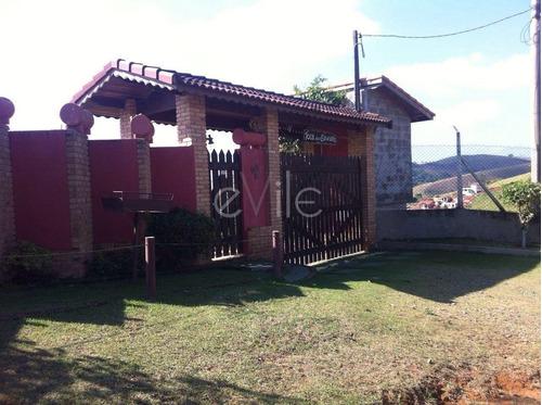Chácara À Venda Em Paraíso De Igaratá - Ch001362