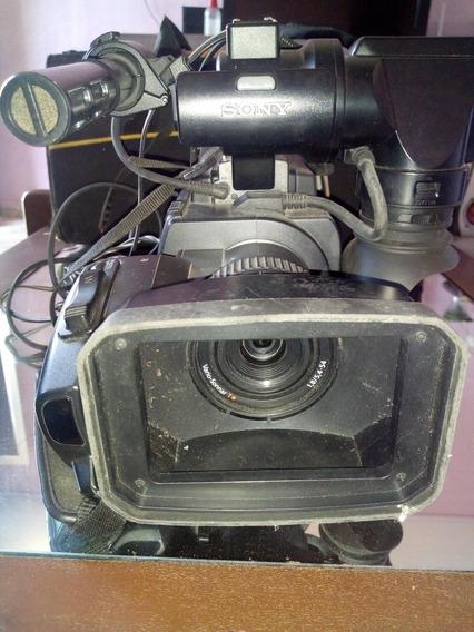 Filmadora Hd 1000 Pouco Usada