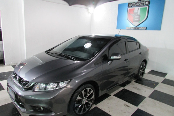 Honda Civic 2015 Lxr 2.0 Flex Automático