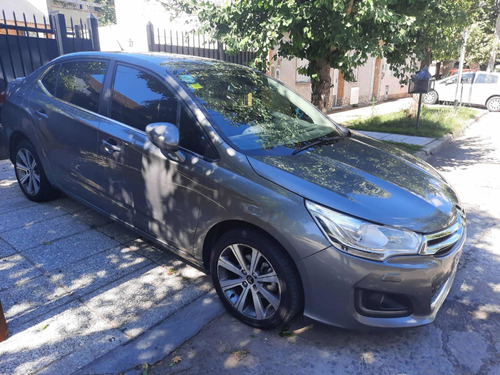Citroën C4 Lounge 2017 1.6 Hdi 115 Feel Pack 10 Años