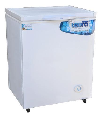 Freezer horizontal Teora FH250 blanco 230L 220V
