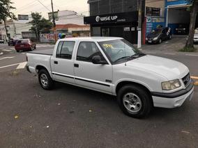 Chevrolet S10 2.2 Std Cab. Dupla 4p 1999 S/entrada
