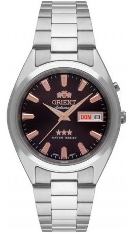 Relógio Orient Automatic 469ss084 N1sx - Ótica Prigol