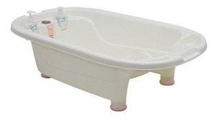 Bañera C/ Burbujero Termómetro Y Dispenser Avanti Swim