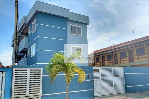Apartamento Com Móveis Planejados, A 100m Da Orla Da Praia/ Recreio, Região De Costazul! - Ap0172