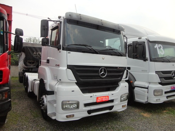 Mercedes Benz 2540 6x2