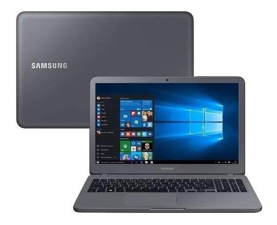 Notebook Samsung E20 Np350xaa-kdabr Celeron Dual 4gb 500 Hd