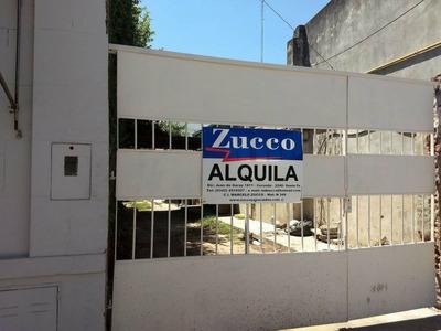 En Alquiler - Duplex A Estrenar Excelente Ubicación - Sarmiento 1700