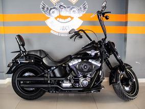 Fat Boy Special - Preta 2015 - Harley - Davidson