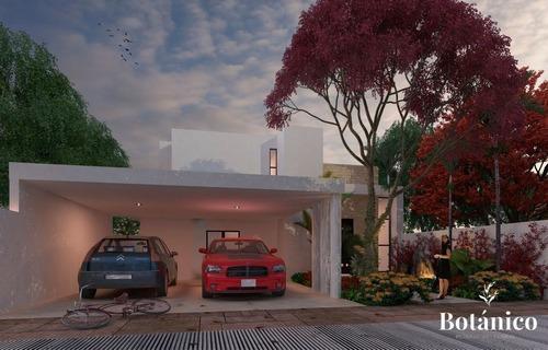 Residencias En El Norte De Mérida, Conkal - Botánico Mod. 225