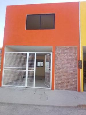 Casa Nueva En Fraccionamiento Paseo San Pedro Tehuacan,pue