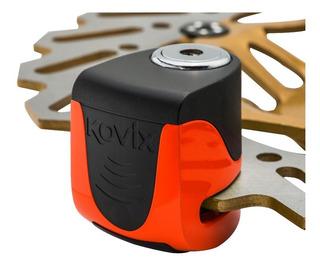 Candado Disco Moto Con Alarma Kovix Ks6 Recargable Usb Segur