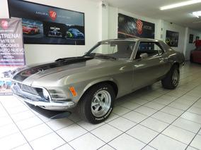 Miura Motors - Clásico Ford Mustang Hard Top 1970