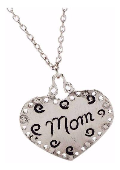 Colar Mom - Um Belo Presente - Dia Das Mães ! ! !