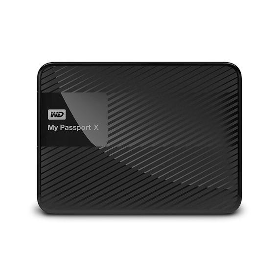Wd 2tb Mi Passport X Para Xbox Uno Portátil Externo Duro Co