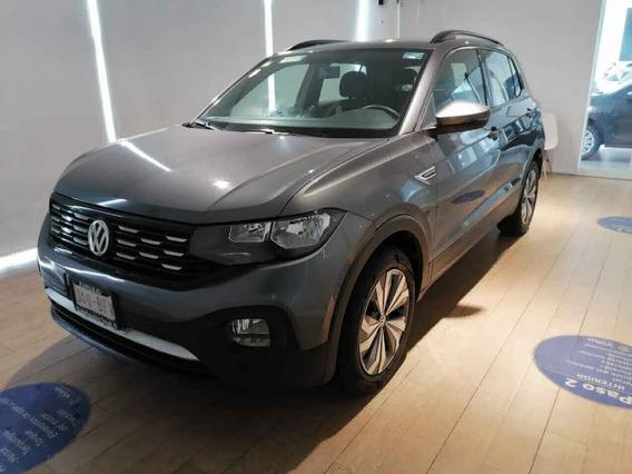 Volkswagen T-cross 2020 5p T-cross Comfortline Tip