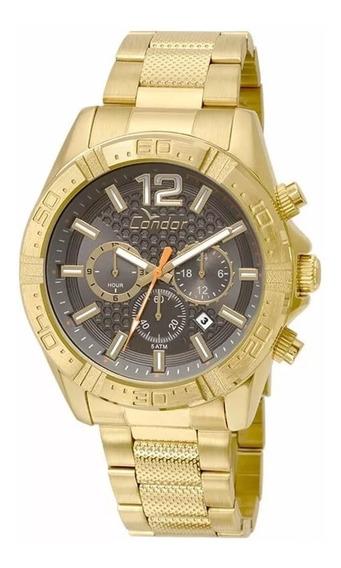 Relógio Condor Masculino Covd33ar/4c Original Barato