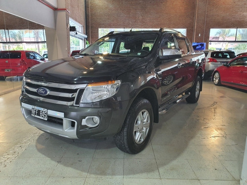 Ford Ranger 3.2 4x4 Limited At 2013