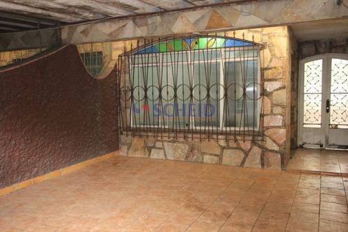 Imagem 1 de 15 de Sobrado A Venda No Jardim Prudência, 3 Dormitórios - Mc6657