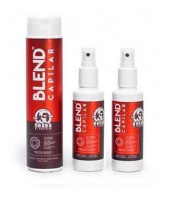Kit Blend Capilar - Para Crescimento De Cabelos - 2 Tônicos