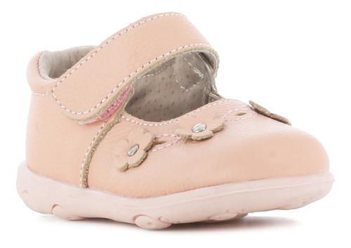Zapato Niña Mini Miss Carol Nebula Con Velcro 145.m2005