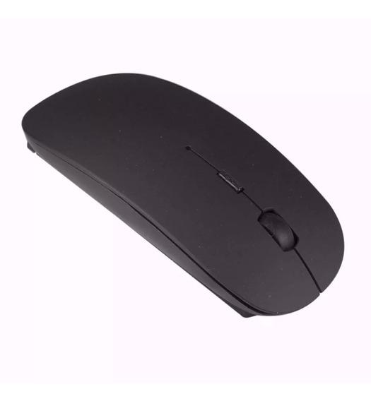 Mouse Óptico S/fio Wireless Usb 2.4ghz Pc - Tv E Notebook