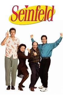 Seriado Seinfeld 1ª À 9ª Temporada Completa 32 Dvds