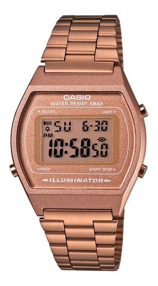 Relógio Casio Vintage Feminino Digital B640wc-5adf